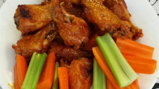 Photo of Oven-Baked Chicken Wings by Derek H