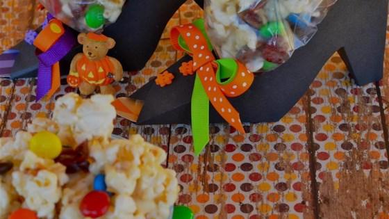 Delicious Popcorn Crunch