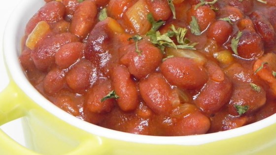 Photo of Spicy Baked Beans by Katherine Wright