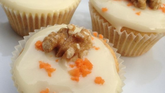 Photo of Carrot Cupcakes by Bobbie Susan