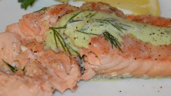 Photo of Poached Salmon II by lor