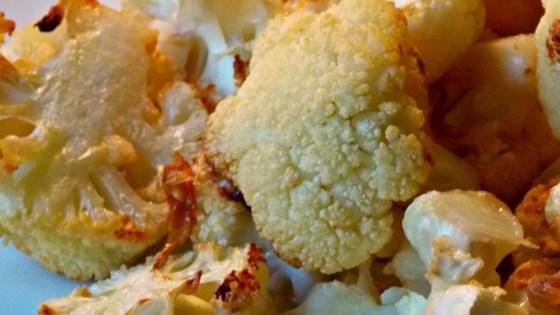 Butter-Roasted Cauliflower Recipe