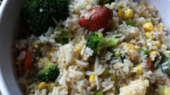 Photo of Cold Rice Salad by Colleen
