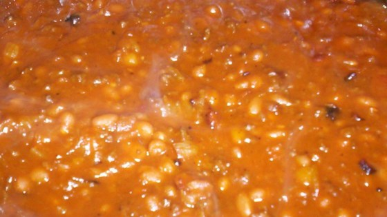 Photo of Baked Meaty Beans by Danny Siegrist