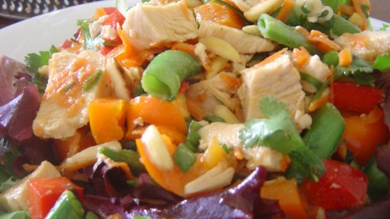 Photo of Almond Chicken Salad by LINDA W.