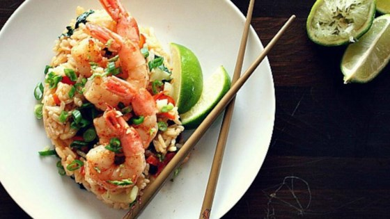 Photo of Coconut, Chile, and Lime Shrimp  by dana.killingthyme
