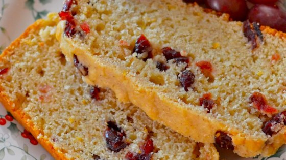 Photo of Cranberry Orange Tea Bread by Mott's