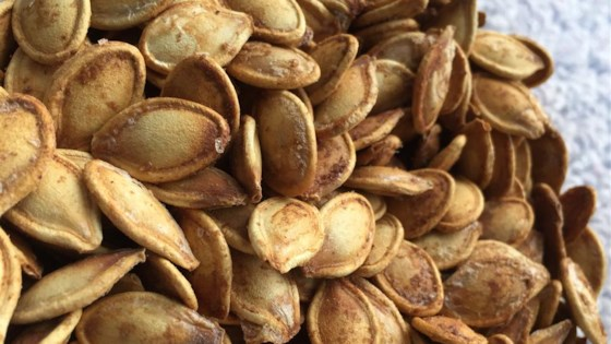 Photo of Super Tasty Pumpkin Seeds by Extropian