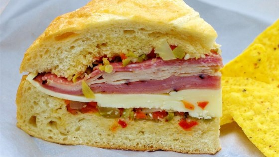 Photo of Real N'awlins Muffuletta by jenn