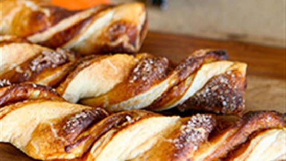 Photo of Pumpkin Twists by DISNEYLAND® Resort Central Bakery