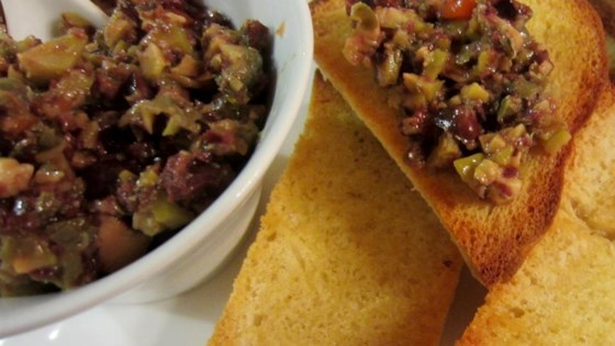Photo of Mediterranean Tapenade by Karen Zoff