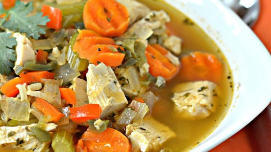 Photo of Mexican Turkey Soup by GarageRock
