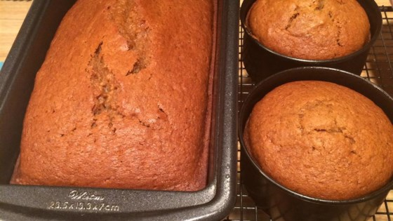 Photo of Pumpkin Bread III by Leigh Paulin