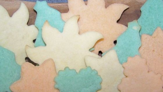 Photo of Vel's Christmas Shortbread by Judy Smith