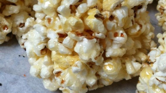 Photo of Grandpa's Popcorn Balls by 3KIDS5