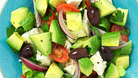 Photo of Greek Salad by Avocados From Mexico by Avocados from Mexico