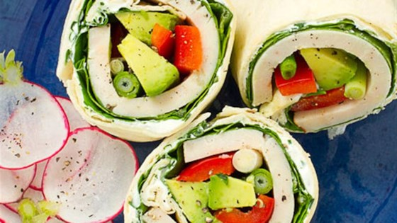 Photo of Turkey Wrap by Avocados From Mexico by Avocados from Mexico