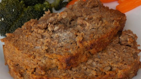 Photo of Hidden Veggie Meatloaf by 1154 Carnahan