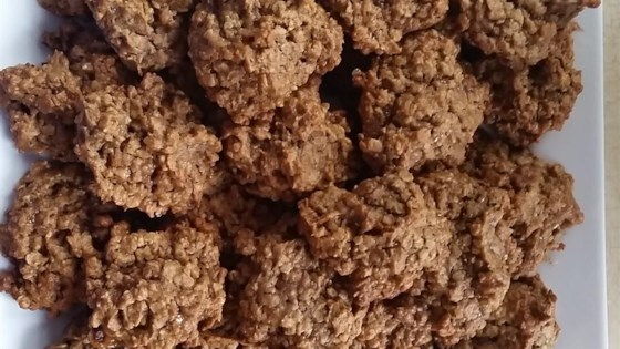 Photo of Persimmon Oatmeal Cookies by ALIA_26
