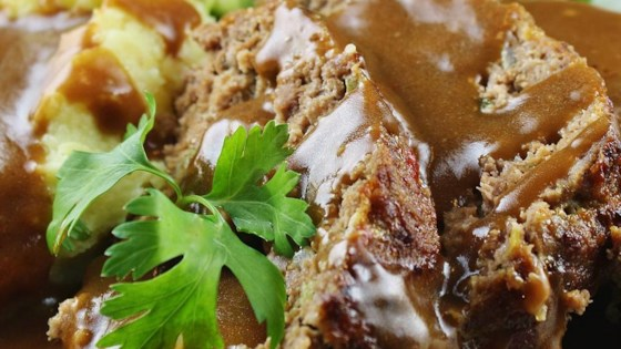 Photo of BBQ Oatmeal Meatloaf by Jeffery Hunt