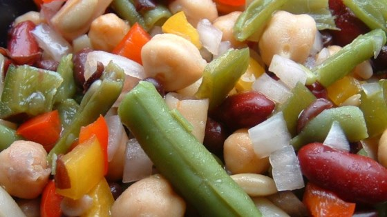 Photo of Three Bean Salad I by Cathy Castro