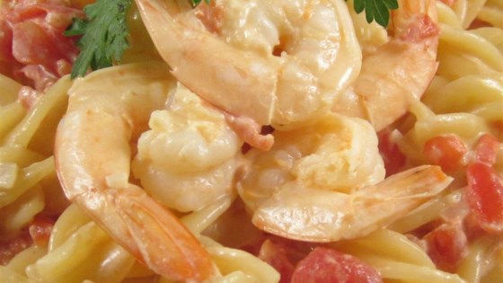 Photo of Bay Shrimp and Cream Sauce by John Bushnell
