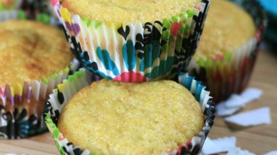 Paleo Coconut Muffins