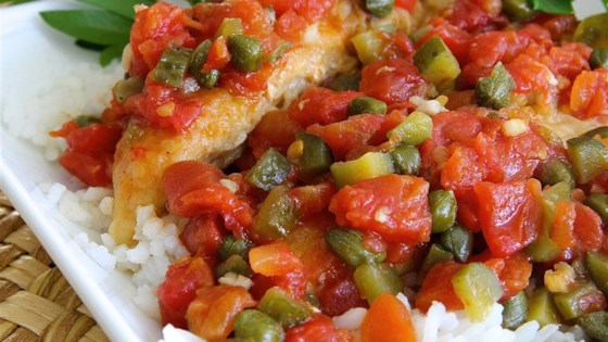 Photo of Quick and Easy Chicken Piquant by lutzflcat