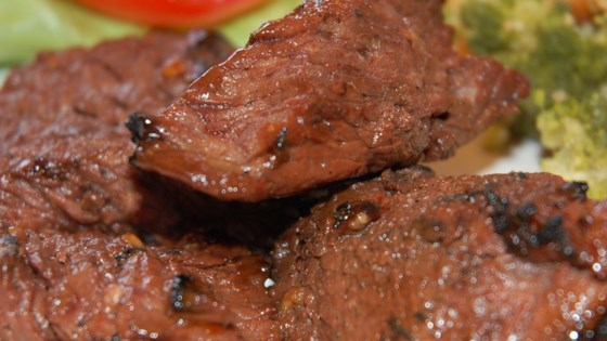Steak Tip Marinade