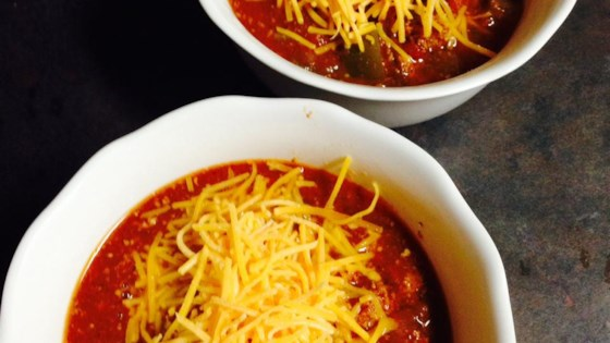Photo of Slow Cooker Turkey Chili by lala