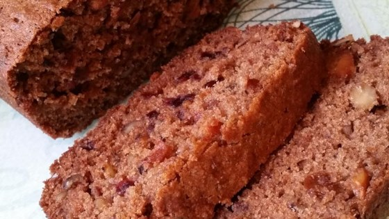 Photo of Persimmon Bread I by v monte