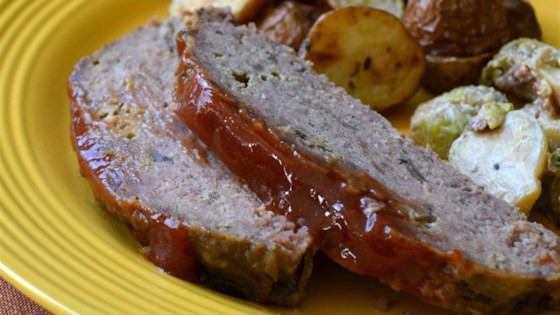 Photo of Melt-In-Your-Mouth Meat Loaf by Rodney B Wiebe