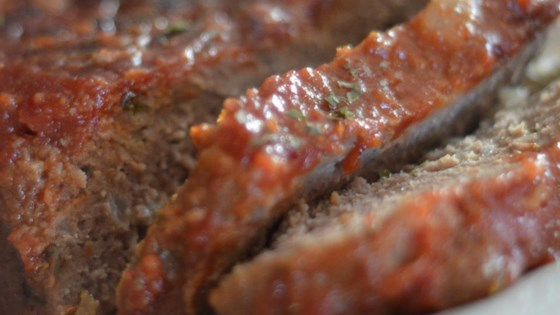 Photo of Healthier Brown Sugar Meatloaf by MakeItHealthy