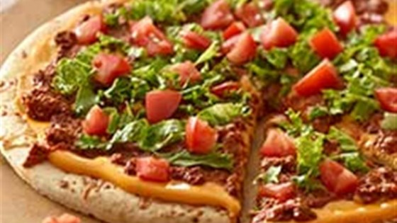 Photo of Chili Pizza from Hormel® by HORMEL CHILI®