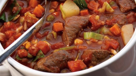 Photo of Home Style Beef Stew by Red Gold