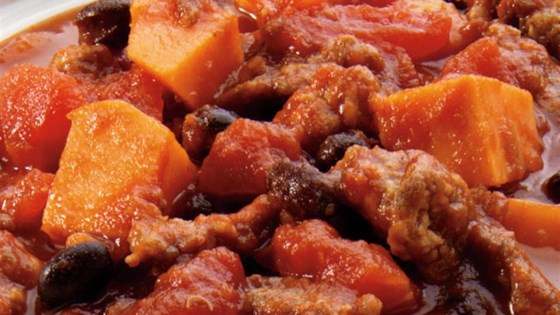 Photo of Sausage & Sweet Potato Chili by Red Gold
