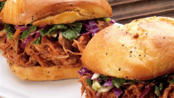 Slow Cooker Pulled Pork from RED GOLD®