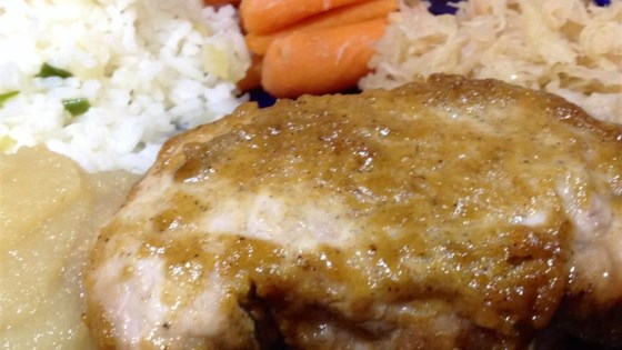 Photo of Sweet and Tangy Apple Pork Chops by Shyla Lane