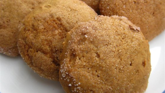 Photo of Molasses Cookies I by Kristen Pontier