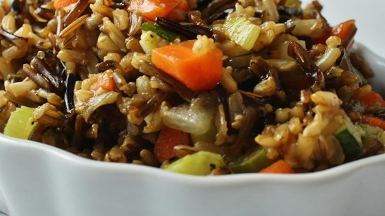 Photo of Wild and Brown Rice by munchmn