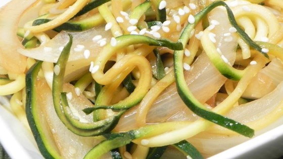 Photo of Japanese Zucchini and Onions by MichelleB