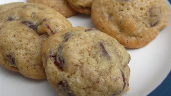 Photo of Gooey Marshmallow Chocolate Chip Cinnamon Cookies by Casey