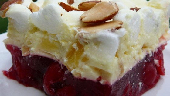 Photo of Freda's Cherry Supreme Salad by c-biskit