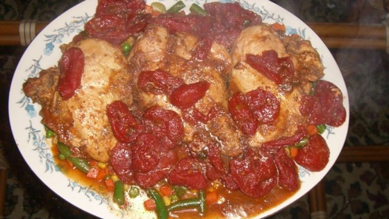 Photo of Tender Tomato Chicken Breasts by Erin