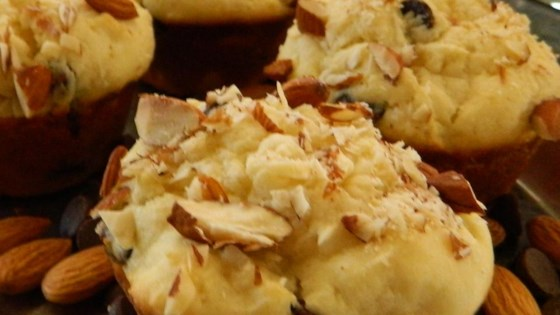 Photo of Almond Coconut Muffins by jeanjeannie