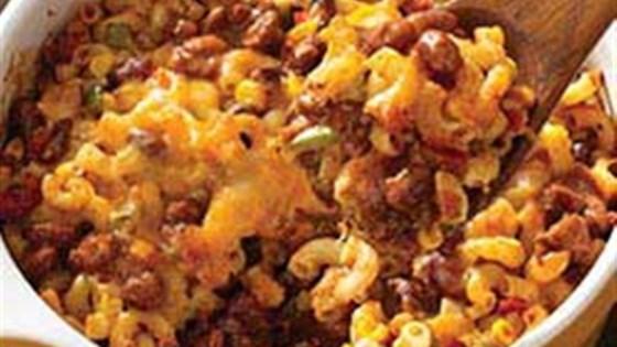 Photo of Chili Mac 'n' Cheese Bake by HORMEL CHILI®