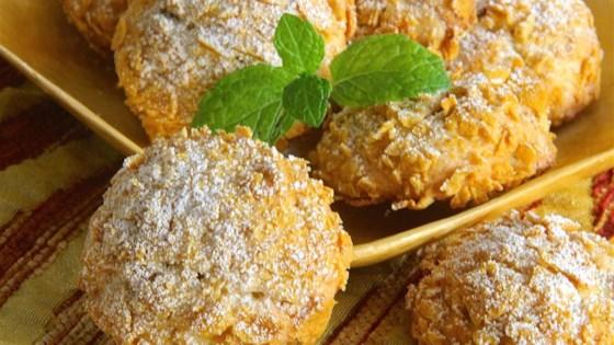 Photo of Italian Pine Nut Cookies by Annette Picetti-Grosjean