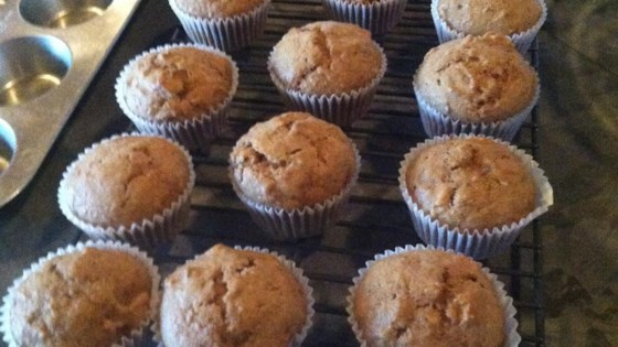 Photo of Pumpkin Nut Muffins by Amy Posont