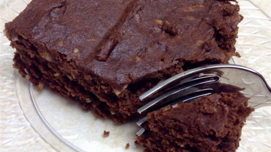 Photo of Gluten-Free, Dairy-Free Coconut Brownies by Meg Mae