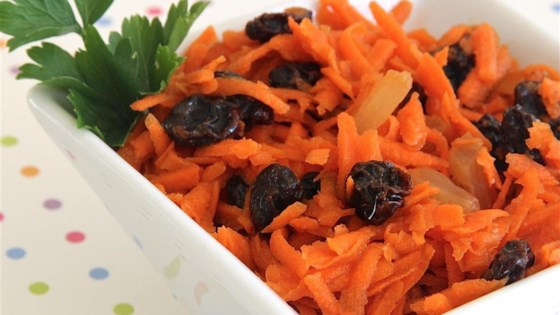Carrot Salad with Ginger